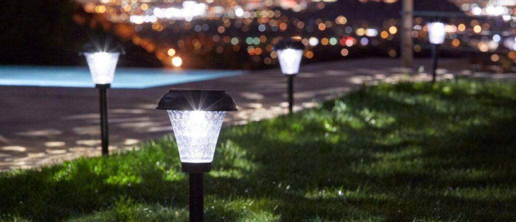 Lámparas Solares Guadalajara