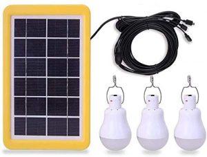 Lámparas Solares Amazon