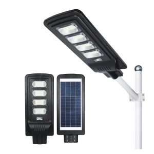 Lámparas Solares con Bateria de Litio