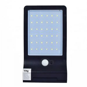 Lámparas Solares Con Sensor de Movimiento