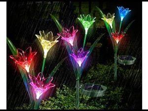 Lámparas Solares Domesticas