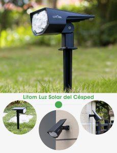 Lámparas Solares Inalámbricas