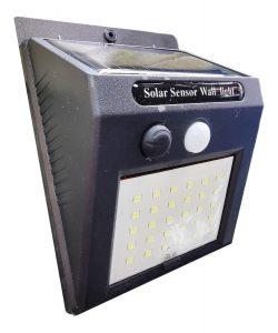 Lámparas Solares Led para Exteriores