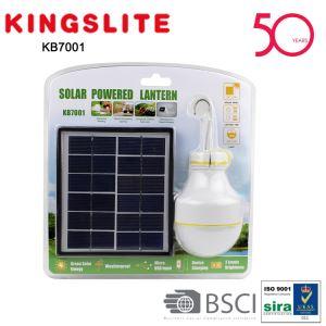 Lámparas Solares para Acampar