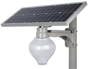 Lámparas Solares para Calle