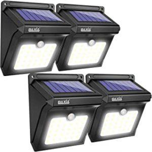 Lámparas Solares para Gasolineras
