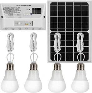 Lámparas Solares para Interiores
