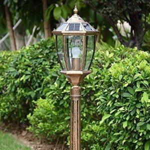 Lámparas Solares para Postes
