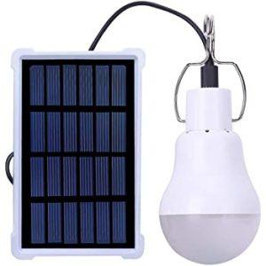 Lámparas Solares Portatiles